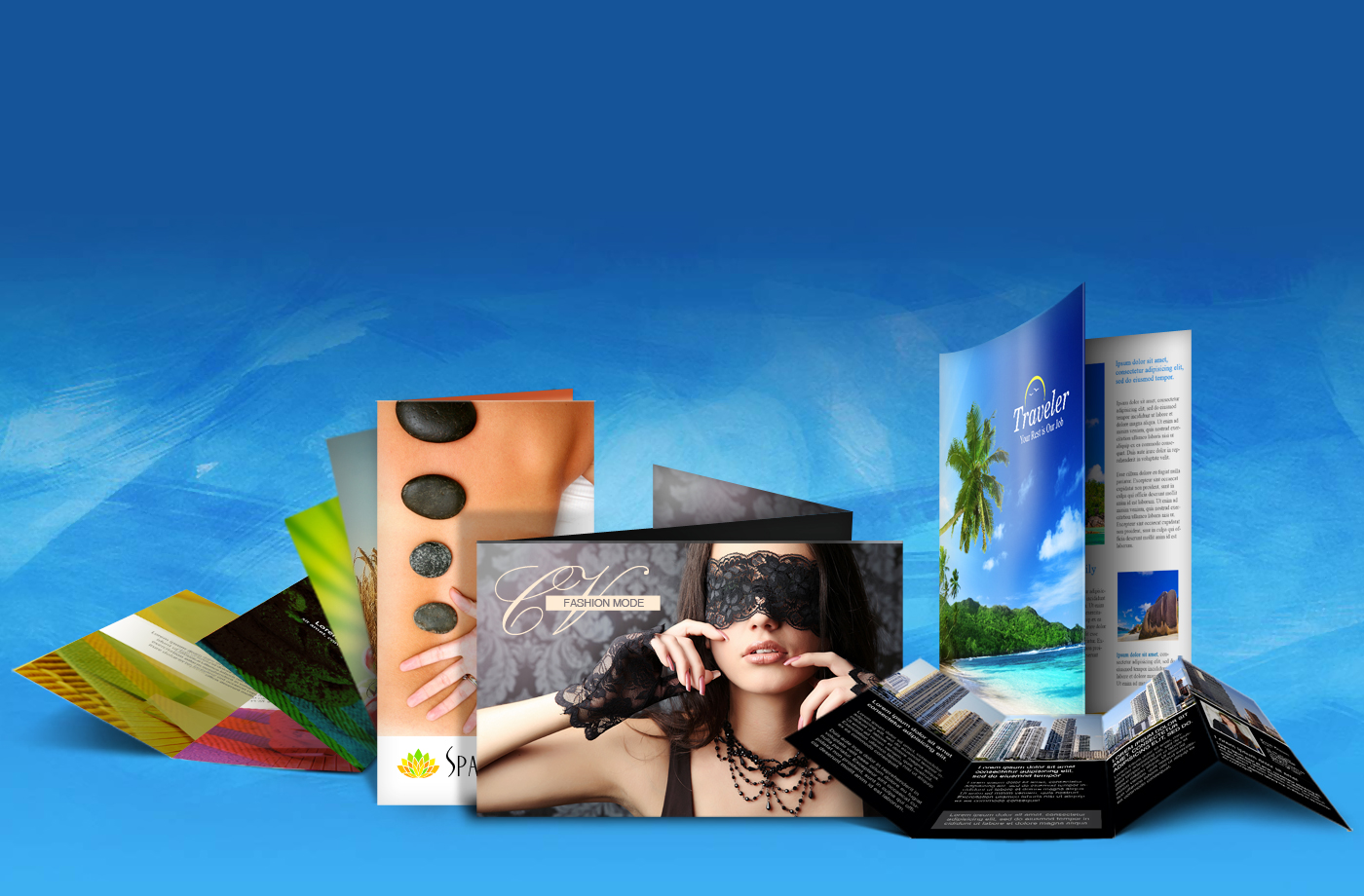 Brochure-Catalogue Printing